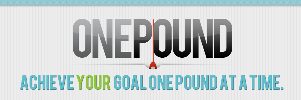 One Pound: Weight Tracking App for Tablets and BB Phones